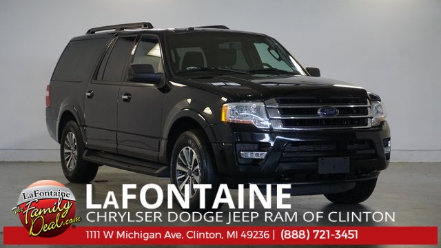 Pre Owned 2017 Ford Expedition El Xlt