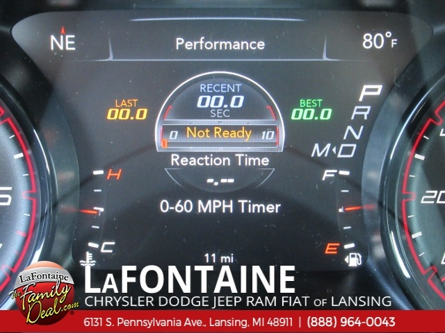 New 2019 Dodge Charger Sxt Sedan In Clinton 19l0331 Lafontaine Chrysler Jeep Ram Of